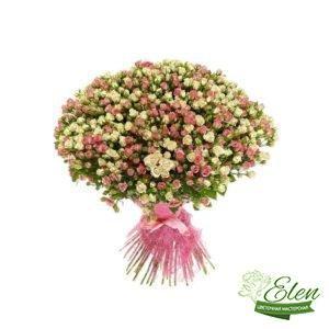 101 Кустовая Роза - Цветочная мастерская Элен, доставка цветов Киев.