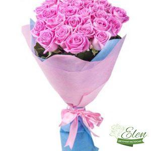 Букет Розовой Розы
