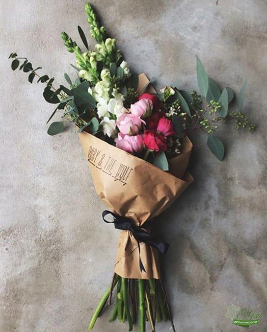 Букет цветов Грация