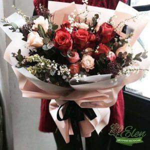 Букет цветов Вдохновение