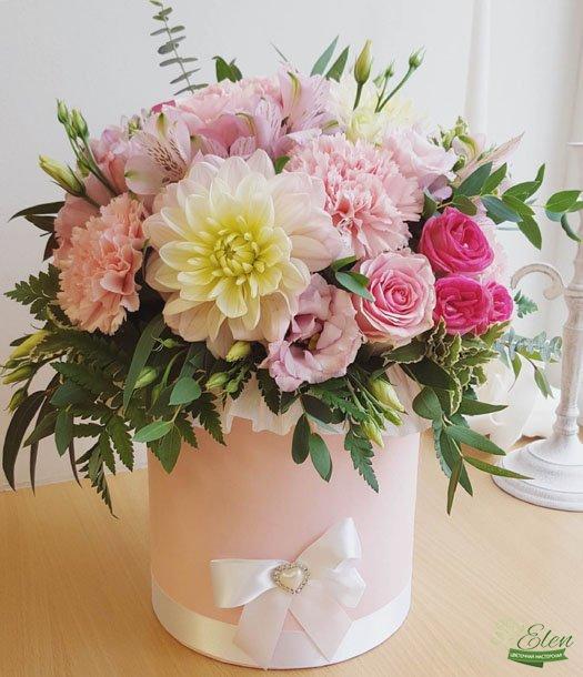 Коробка цветов Крошка