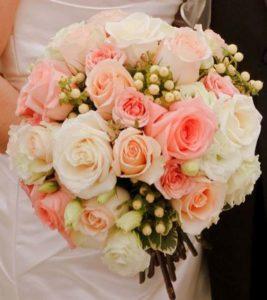 Свадебный букет Киев с доставкой, индивидуальный подход к оформлению каждой свадьбы