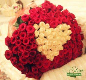 101 Роза в Подарок