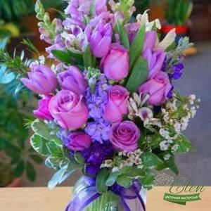 Букет из роз Элегантный