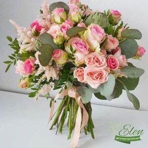 Букет из роз Роскошь Дня