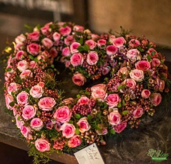 Букет цветов Акварель