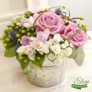 Букет цветов Дарю