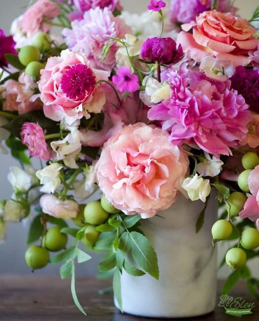 Букет цветов Дружба