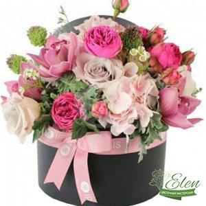 Коробка цветов Моя Мечта