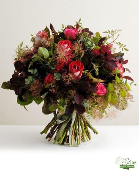 Букет из роз Феерия