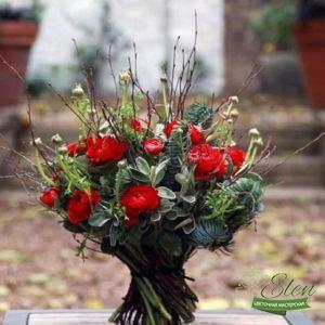 Букет цветов Шарм