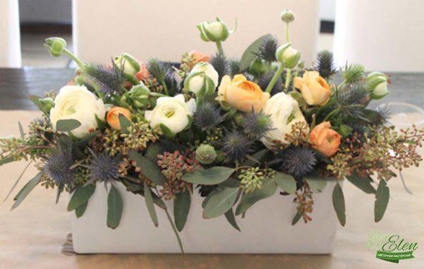 Букет цветов Вуаль