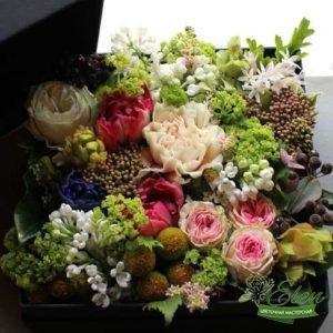 Коробка цветов Совершенство