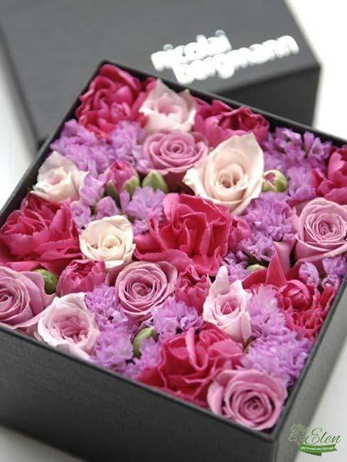 Микс из цветовРозовый Закат
