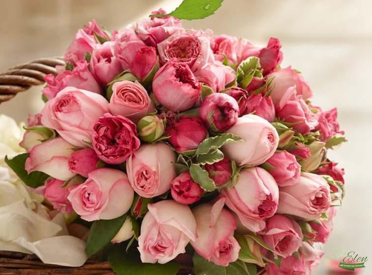 Количество Цветков для Идеального Букета - Цветочная мастерская