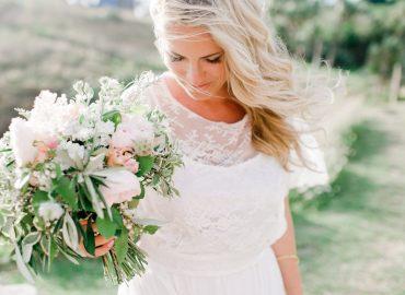Свадебный букет - обязательный атрибут каждой свадьбы
