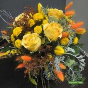 Букет цветов Майский День принесет весеннее настроение на ваш праздник.