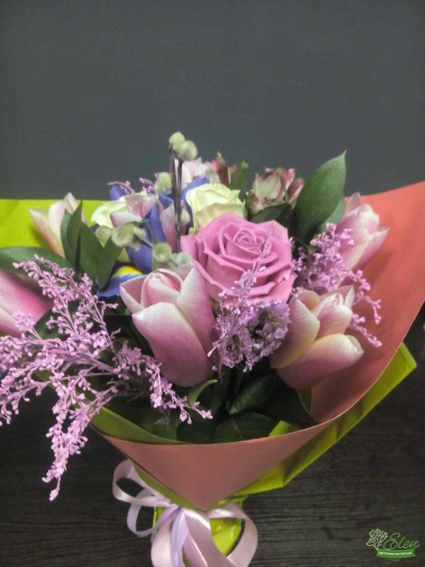 Комплимент Весне Букет из цветов