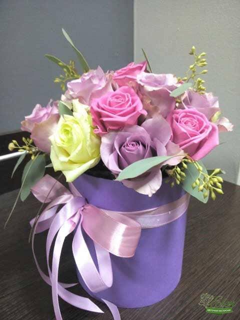 Лиловый Блюз из роз