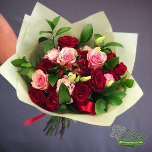 Букет роз Любовь