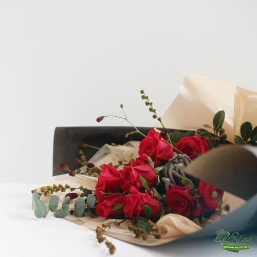 Букет из роз Комплимент