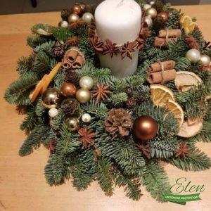Декор новогодний 2