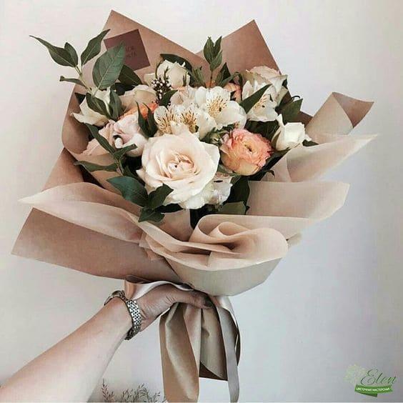 Букет цветов Балерина