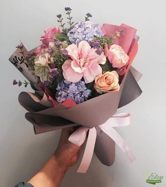Букет цветов Радость