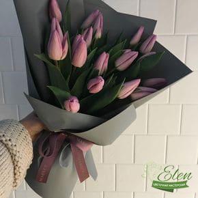 Букет тюльпанов Весна