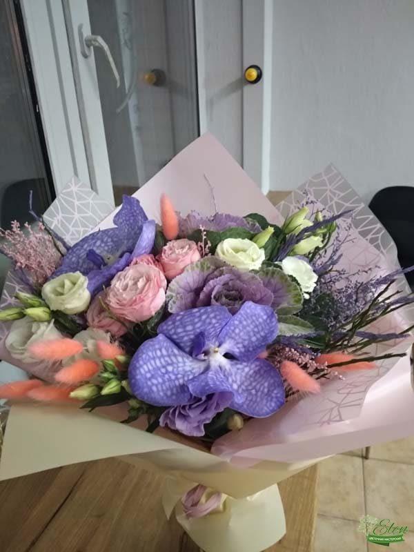 Букет цветов Елизавета