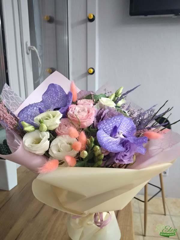 Букет цветов Елизавета микс