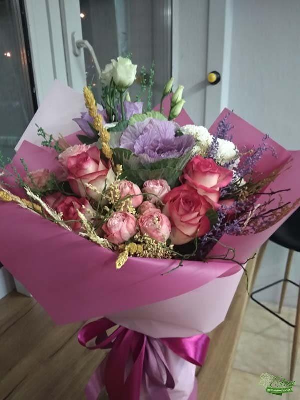 Букет цветов Моей нежной летний