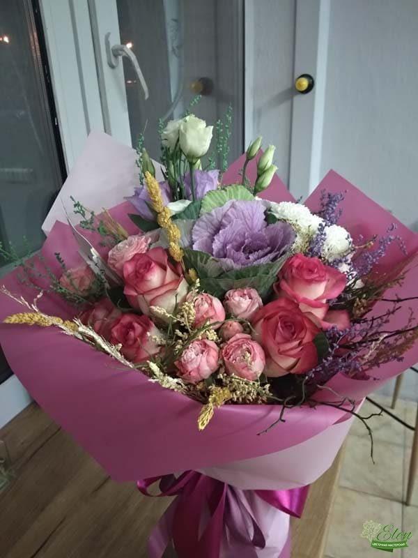 Букет цветов Моей нежной весенний