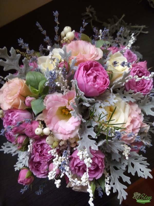 Букет цветов Вивальди летний