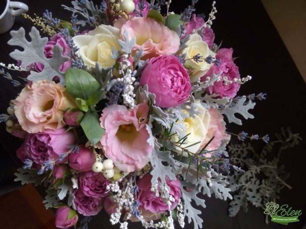 Букет цветов Вивальди вип