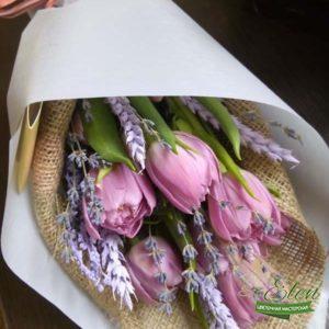 Букет тюльпанов Комплимент