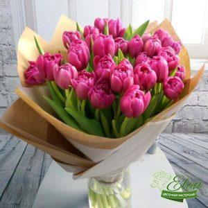 Букет тюльпанов Сладость