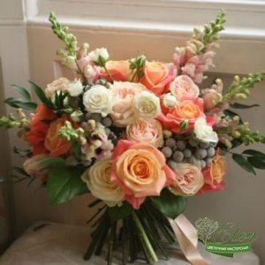 Букет невесты Марсель