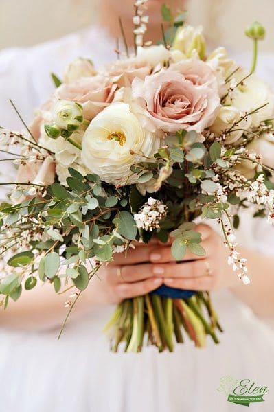 Букет невесты Роскошь