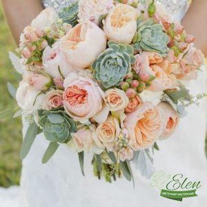 Букет невесты Свежесть
