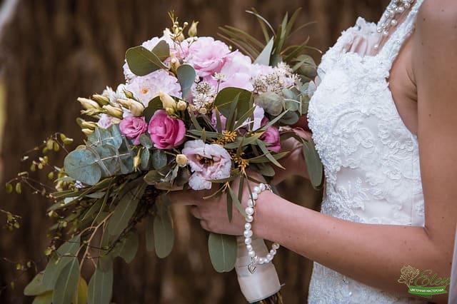 Свадебный букет с доставкой